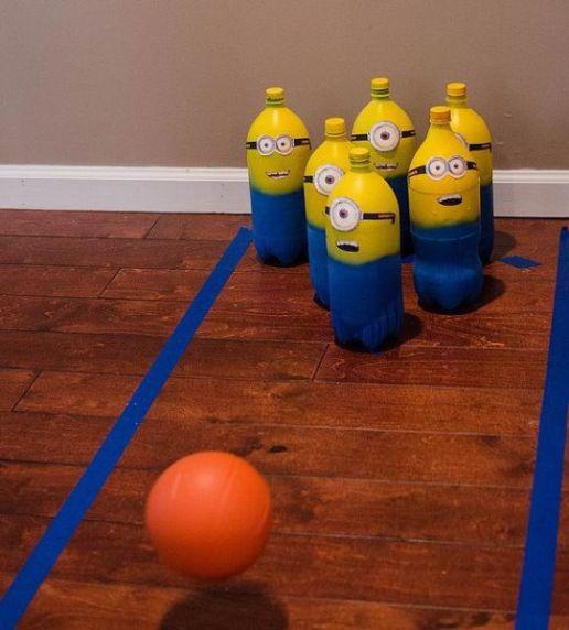 bowling minion