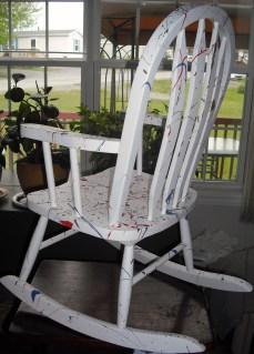 bbhc createdonate rocking chair pic 1